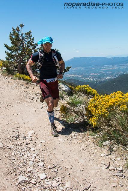 Las Kamikaze en el Maratón Alpino Madrileño