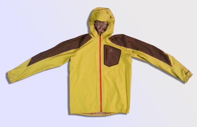 Salomon GTX Active Shell Jacket 1