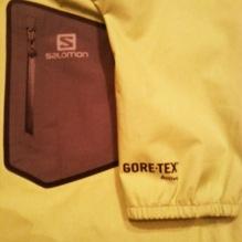 Salomon GTX Active Shell Jacket 3