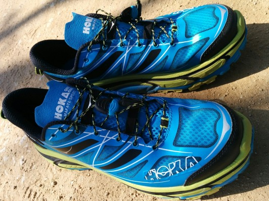 Hoka Mafate Speed 1
