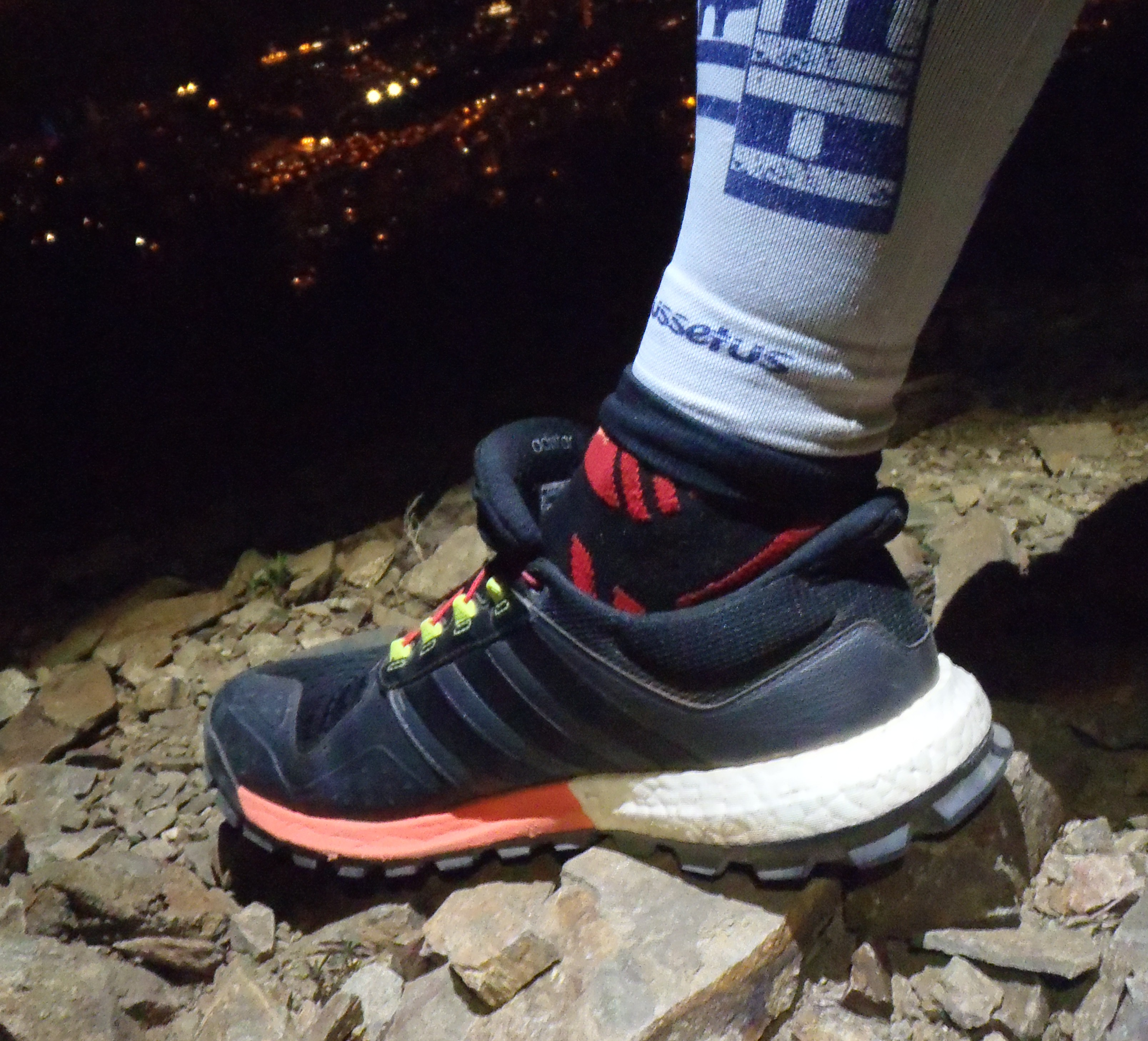 Adidas adiStar Raven boost: descifrando el concepto de Trail Trail